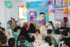 برگزاری ویژهبرنامه هفته ملی کودک در کانون زبان رشت