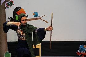 روایت داستانهای شاهنامه در دومین روز از مسابقه قصهگویی تهران