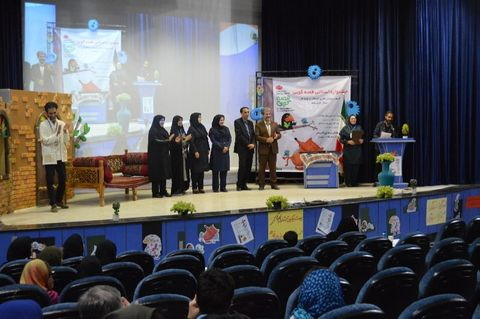 آیین اختتامیه جشنواره قصهگویی کانون پرورش فکری استان کرمانشاه(3)