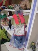 طرح احیای عروسکهای بومی محلی، از ساخت تا اجرا