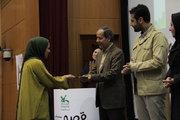 اختتامیه بیست و یکمین جشنواره بین المللی قصه گویی ـ مرحله استانی/ عکس از ریحانه غلام حسین نژاد