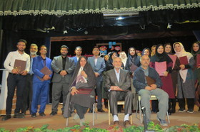 ایستگاه پایان مرحله استانی بیست و یکمین جشنواره بین المللی قصه گویی کانون اصفهان: