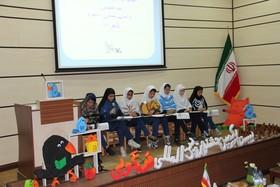 مرحله استانی بیست و یکمین جشنواره بین المللی قصه گویی در بجنورد