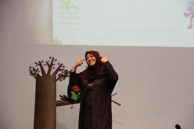 بیست و یکمین جشنواره بین المللی قصه گویی ـ مرحله استانی/ عکس از ریحانه غلام حسین نژاد