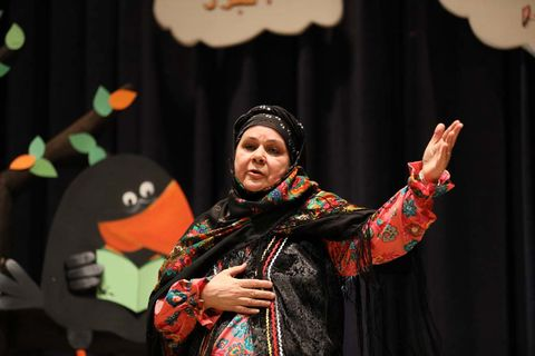رقابت قصه گوان در البرز