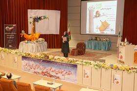 مرحلهی استانی جشنواره قصهگویی در کانون سمنان