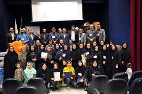 اختتامیه مرحله استانی بیست و یکمین جشنواره بینالمللی قصهگویی؛ کانون استان اردبیل