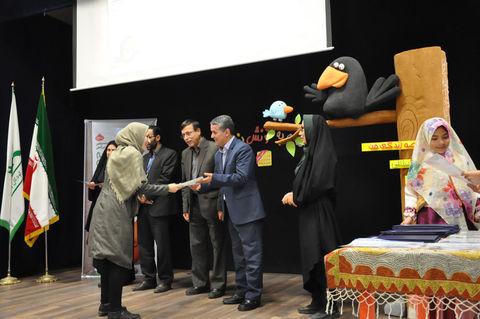 اختتامیه مرحله استانی بیست و یکمین جشنواره بینالمللی قصهگویی کانون اردبیل