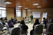 کارگاه آموزشی نمایش در کانون پرورش فکری مازندران