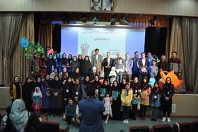 مراسم اختتامیه مرحله استانی بیست و یکمین جشنواره بینالمللی قصهگوی در استان زنجان