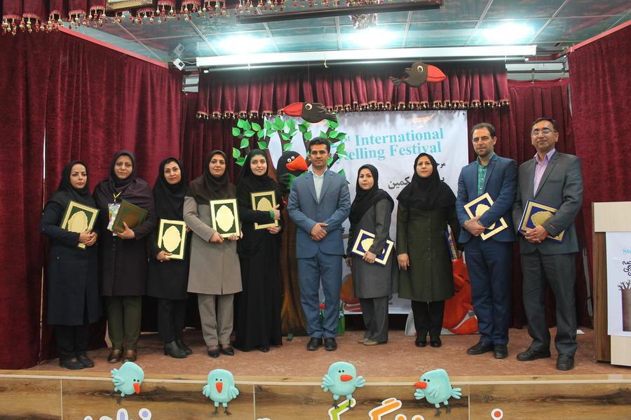 برگزیدگان جشنواره قصهگویی خوزستان معرفی شدند