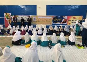 برپایی جشنواره نقاشی ویژه دانشآموزان مناطق محروم شهرستان گنبدکاووس