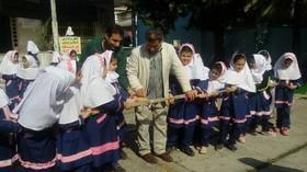 جشنواره بازیهای بومی محلی در کانون قائمشهر