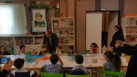 بازدید مدیر کل کانون تهران از مراکز شماره ۱۲ و نسیم شهر