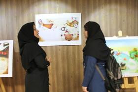 گشایش نمایشگاه تصویرگری دوسالانه براتیسلاوا در اهواز