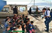 اقدام خیرخواهانه و فرهنگی نیکی کریمی در سرپلذهاب