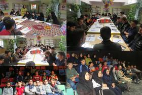 افتتاح انجمن نمایشگران عروسکی شهرستان بیجارو حسن آباد یاسوکند