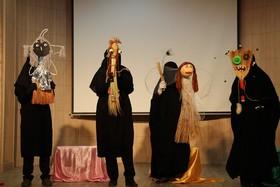 صندوقچه آرزوها برای بیش از ۳ هزار دانش آموز کرمانی به روی صحنه رفت