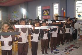 ویژهبرنامهی «سربندهای حسینی» در کانون شاهرود برگزار شد