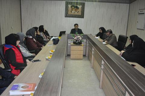 افتتاح انجمن سرود کانون پرورش فکری کودکان و نوجوانان استان زنجان