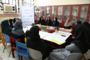 گردهمایی مربیان هنری و ادبی مراکز کانون استان بوشهر