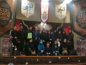 سوگواری « نیک نامان کربلا» در مرکز شماره 31 کانون تهران