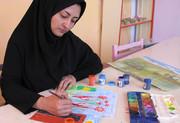 نیر پیکام مربی امور فرهنگی مرکز شماره سه کانون مشگین شهر استان اردبیل