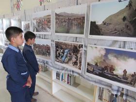 هفته دفاع مقدس در مراکز کانون استان اردبیل گرامی داشته شد