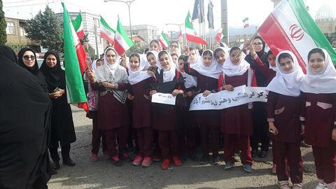 ویژه برنامه مرکز فرهنگی هنری رستم آباد در یوم الله 13 آبان