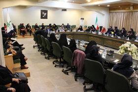 برگزاری نشست فصل مربی مسئولان مراکز کانون تهران