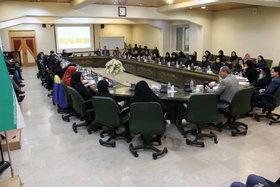 نگاهی بر جلسه فصل مسئولان مراکز کانون تهران