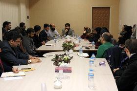 جلسه هماهنگی بخش ترویجی چهارمین جشنواره ملی اسباببازی در کانون تهران برگزار شد
