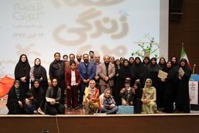 برگزیدگان بیستویکمین جشنواره قصهگویی استان قم تجلیل شدند