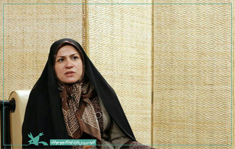 فاطمه ذوالقدر  نماینده تهران و نایبرئیس کمیسیون فرهنگی مجلس