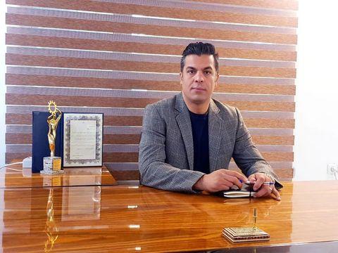 محمد عیوضی نایبرئیس انجمن تولیدکنندگان اسباببازی
