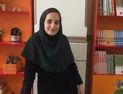 «شهرزاد محمدی»، مربی هنری کانون کرمانشاه، دعوت حق را لبیک گفت