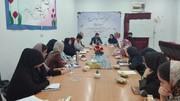 هفتمین نشست انجمن ادبی صبا در اهواز