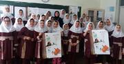 میزبانی مدارس اردبیل از قصهگویان برتر کانون