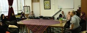 نشست انجمن ادبی «نوغزل» در کانون استان قزوین