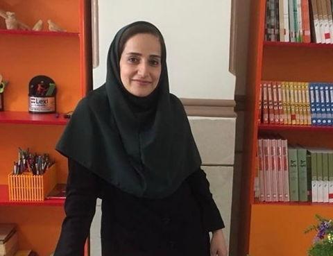سفر آسمانی مربی خوشنویسی کودکان کرمانشاه
