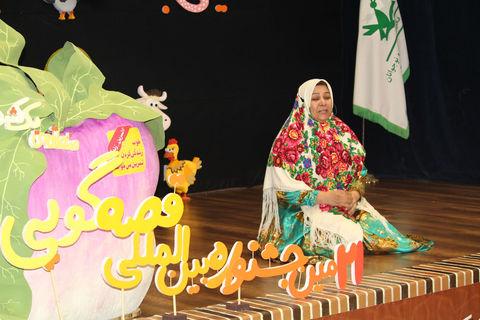آغاز مرحله منطقهای جشنواره قصهگویی از اردبیل