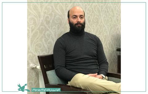 شایان فروزندهدل مشاور دبیر جشنوارهی ملی اسباببازی