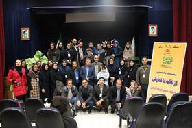 برگزاری کارگاه آموزشی «از قصه تا نمایش» در کانون اردبیل