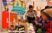 حضور سازمان آتشنشانی در بخش ترویجی جشنوارهی اسباببازی
