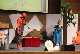 اولین روز از برگزاری مرحله استانی جشنواره بینالمللی قصهگویی کانون
