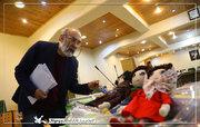 عادل بزدوده هنرمند پیشکسوت عرصه نمایش عروسکی و تئاتر کشور