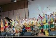 گروه سرود کانون استان فارس در آیین آغاز کنگره بینالمللی «سلامت برای صلح»