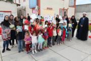 غاز هفته کتاب و کتابخوانی در بوشهر