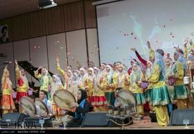 نوای صلح کودکان شیرازی طنینانداز شد