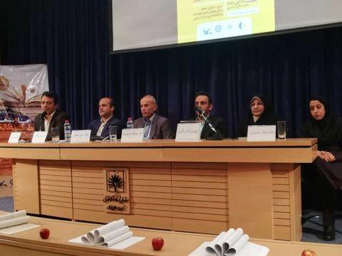 تقدیر از چهار مربی برتر کانون فارس
